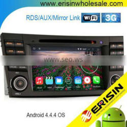 "Erisin ES2501B 7"" Auto Radio 2 Din Car Multimedia with GPS for Mercedes W463"