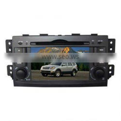 car gps dvd for KIA Borrego with GPS/Bluetooth/Radio/SWC/Virtual 6CD/3G internet/ATV/iPod/DVR