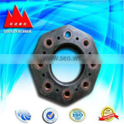 large torsional moment Flexible disc