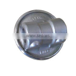 custom cast Stainless steel valve part with CNC machining made in China