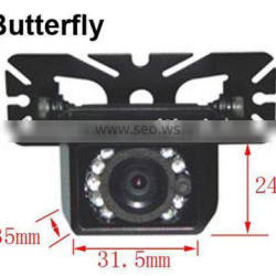 Night vision,Rearview For Cars,Butterfly Styles Car IR Camera