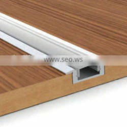 customized 6000 series anodized industrial aluminum profile for kitchen cabinet