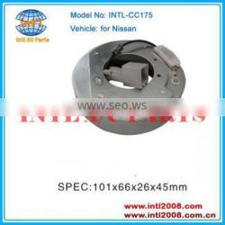 fit for Nissan compressor clutch coil 101X66X45X26MM magnetic coil air conditioning China factory/ supplier