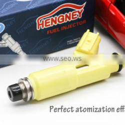 Wholesale Automotive Engine Parts 23250-28050 for Toyota RAV4 2.0L Avensis Camry Picnic fuel injector nozzle