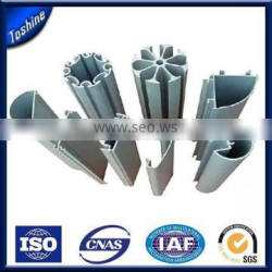 customized anodized surface tent used aluminum extrusion profile rollers