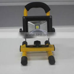 Good quality 10w led work light, 10w led tractor working lights.