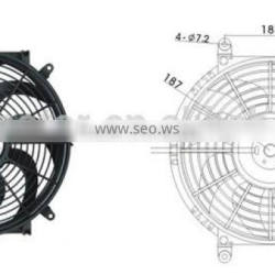Cooling parts 14 inches S Uinversal cooling fan