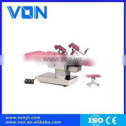 surgical instrument operation table electric gynecological operating theatre table for medical equipment