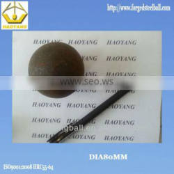 Forged Steel Ball For Metal Mining