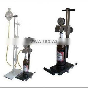 Canned Bottled Beer and Carbonated Soft Drink CO2 ratio tester