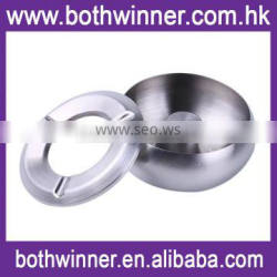 Stainless steel drum-shaped ashtray new china products for sale