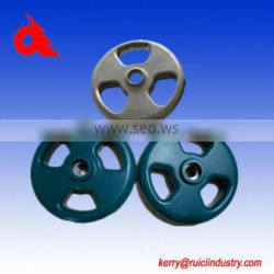 casting hand wheel with rubber used in pool