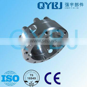 official supplier transmission system parts rear axis ac16 differential shell,differential housing