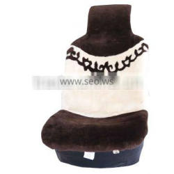 Sheepskin Car Seat Cover(factory with BSCI Certification)