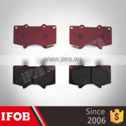 IFOB Chassis Parts the Front Break Pads for Toyota Prado LJ120 04465-35290