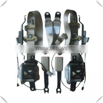 High quality 3 points pre-tensioner seat belt