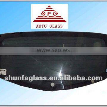 car glass for H2