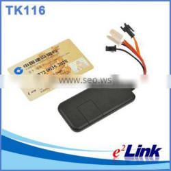 Manufacturing GPS Tracking Devices TK116 From shenzhen China