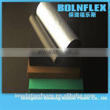 Airconflex PVC/NBR Rubber Foam Insulation for HVAC System Or Foam Pipe Insulation For Air Conditioner