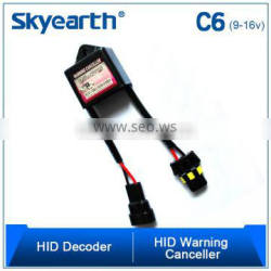 Good Quality Xenon HID Warning Canceller,HID Decoder