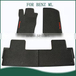 All Weather Rubber Car Floor Mats for BENZ ML