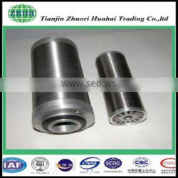 Specializing in the production of custom Stainless steel Steam turbine filter LY48-25 hydraulic oil filter element