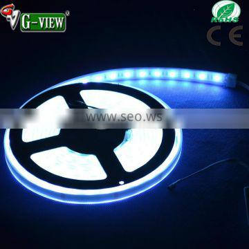 Waterproof rgb led strip ip68 300 LED for 5 M roll with remote control