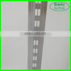 All Sizes Slotted Aluminum Channel/Upright at Wholesale Price