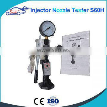 Common Rail Nozzle Tester and Simulator for Diesel Injector Bo.Sch Denso Delphy Siemens Injector Diagnose