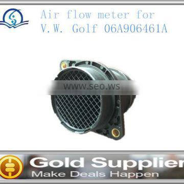 Brand New air flow meter for V.W golf 06A906461A with high quality and low price.