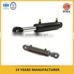 double action rams for engineering machinery