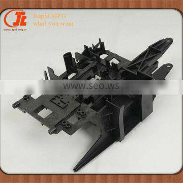 computer note book TV housing custom steel injection mould