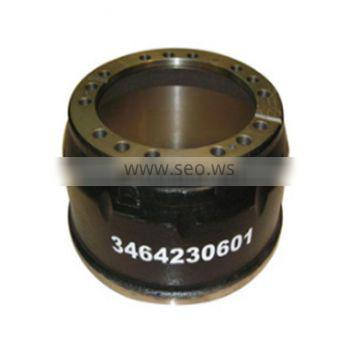 3464230601 brake drums used for heavy trucks
