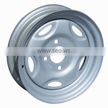 Electric car and motorised cargo tricycle wheel