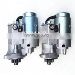 Diesel Engine Parts A2300 12V 1.7KW Starter Motor 4900574 For Construction Machinery