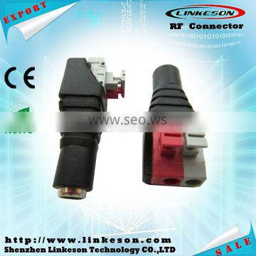 2.1 5.5 mm DC video power connector