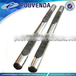 high quality nerf bar side bar for SUV stainless steel side step bar