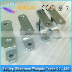 Beijing manufacturer high quality machining electronical equipments spare parts