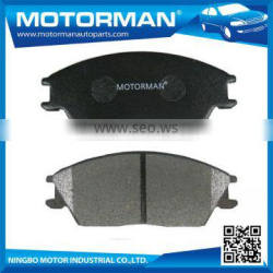 MOTORMAN 16 Years Experience 100% tested best service brake pad hi-q D440-7293 for HYUNDAI ACCENT II Quality Choice