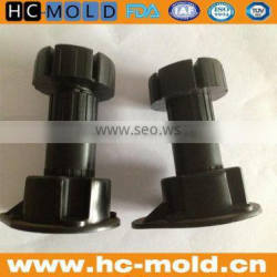 China supplier custom machinery parts cnc machining with plastic and metal