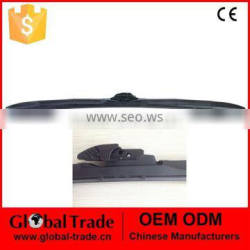 New Hybrid OEM Frameless Wiper Blade ,Double Spring Steel Backing,All In One Adaptor To Fit Nearly Every Mode Of Wiper Arm P0010