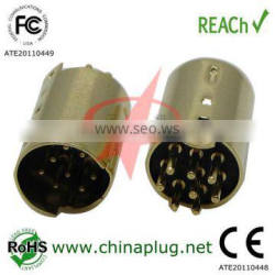 High promotion 8pin din connector