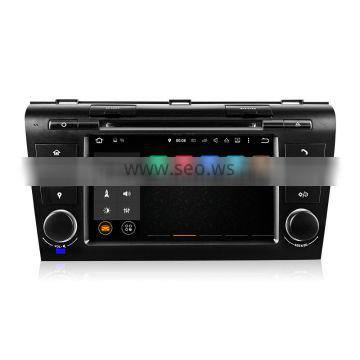 Dashboard placement and ce, iso, rohs certification car audio player with gps 1920*1080 resolution cortex A9 quad-core