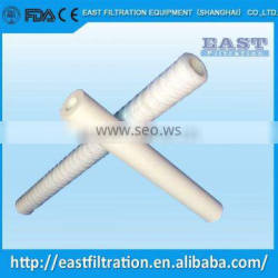 High Flow Rate PP Pleated filter cartridge Leiman Or for Mineral Water