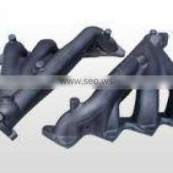 exhaust pipe casting