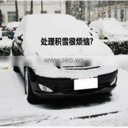 Universal Car windshield snow cover / Protection Function Front Car Cover / Car Window Sunshade or Snow Covers
