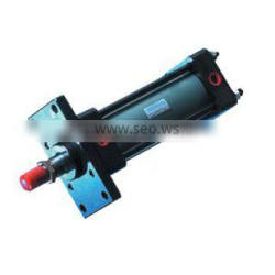 Light Duty Hydraulic Cylinder MOB FA front flange series