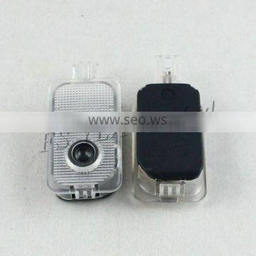 no drill logo projector light led ghost shadow light car led logo light for forester legacy tribeca xv