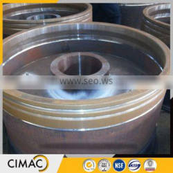 SAE standard cheapest new products casting agricultural cast iron cart wheel