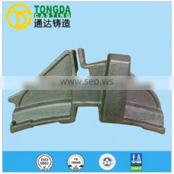 ISO9001 TS16949 OEM Casting Parts High Quality Gray Cast Iron Casting HT200